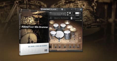 Komplete : Drums : Abbey Road 60S Drummer   Products