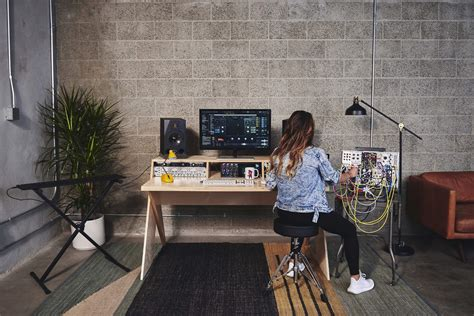 Output launches studio desk for musicians, designed by