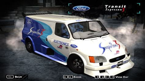 Need For Speed Most Wanted Ford Transit Supervan 3 | NFSCars