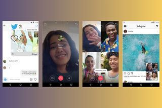 How to video chat with Instagram