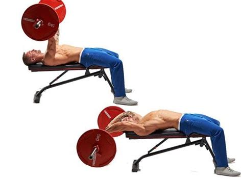 Barbell Pull Over For Explosive Lat Strength and Chest