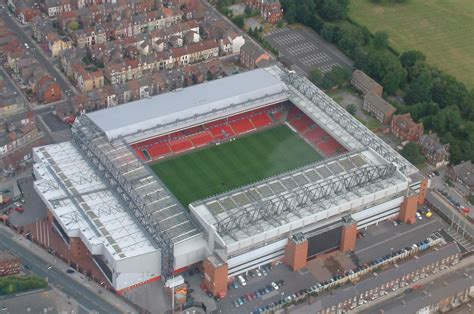 Anfield Road - Info-stades