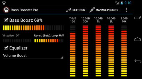 Bass Booster for PC Windows XP/7/8/8