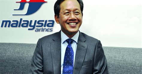 Capt Izham Ismail is new Malaysia Airlines Group CEO | New