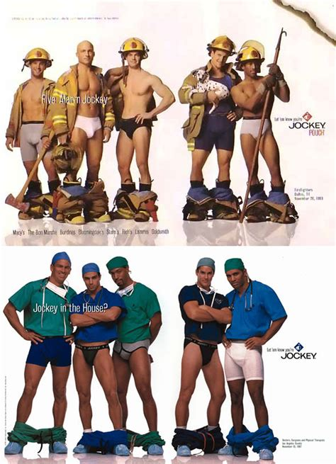 """10 '90s Men's Underwear Ads That Made You """"Feel"""" Things"""