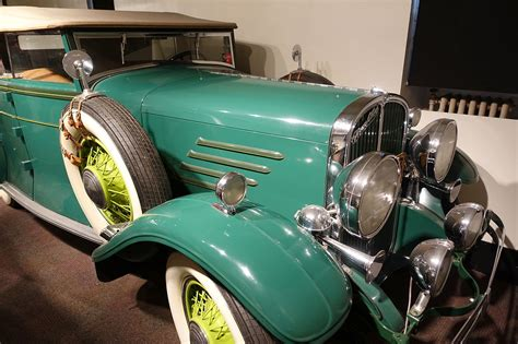 File:Franklin Pirate Phaeton, 1930 - Museum of Science and