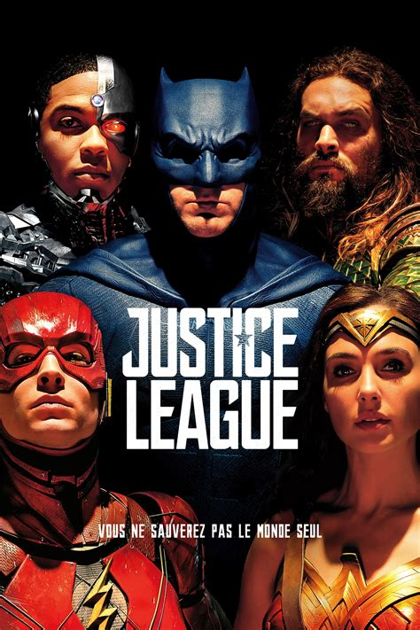 Justice League streaming sur StreamComplet - Film 2017