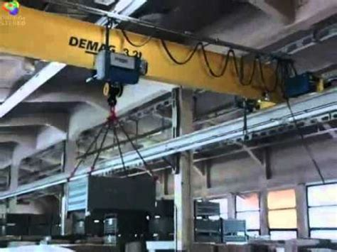 Modex 2012 Electric Chain Hoist Wire Rope hoist and