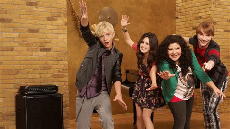 Austin & Ally en streaming direct et replay sur CANAL+
