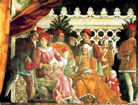 Andrea Mantegna and his worms-eye view of perspective