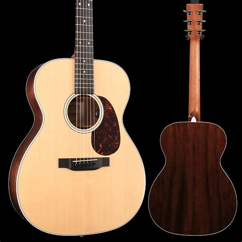 Martin 000-13E Road Series (Soft Shell Case Included) S/N