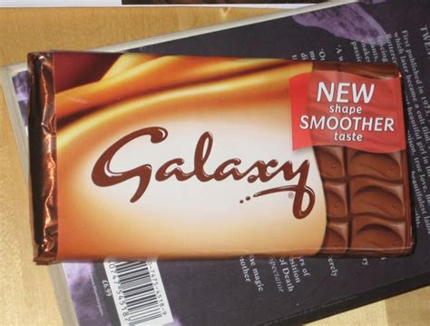 Rank 5 Galaxy : Top 10 Chocolate Brands in the World 2016