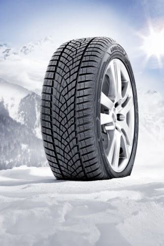Goodyear's UltraGrip Performance+ outperforms competition