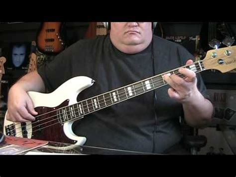 Ace How Long Bass Cover with Notes & Tab - YouTube