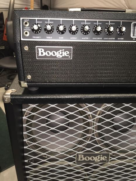 FS / FT Mesa Boogie Coliseum Series 300 Head and Cabinet
