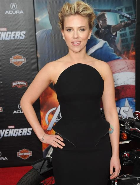 SCARLETT JOHANSSON TATTOOS PICTURES IMAGES PICS PHOTOS OF