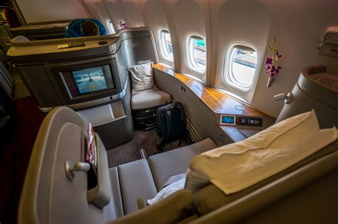 Cathay Pacific First Class Review: HKG-LAX | Andy's Travel
