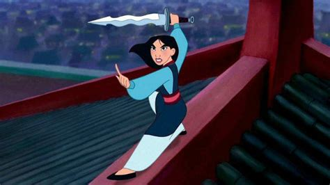 Say hi to your new badass, live-action Mulan!   SBS PopAsia