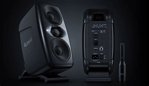 IK Multimedia intros iLoud MTM reference monitor at NAMM 2019