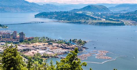 You can now fly from Vancouver to Kelowna for JUST $79