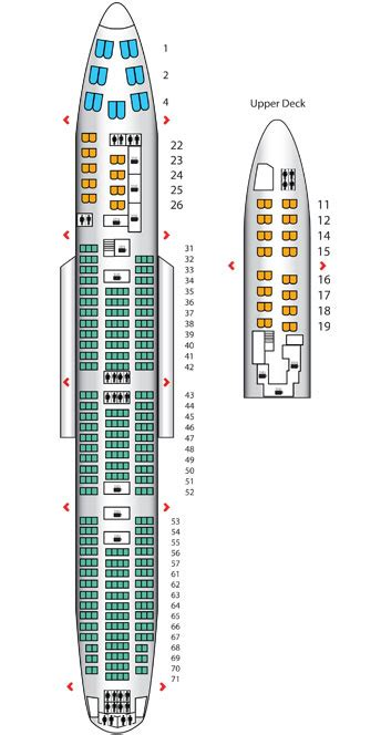 Royal First Class | B747-400 (Config