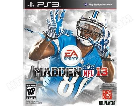 Madden NFL 2013 PS3 Pas Cher Neuf