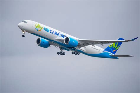 Guadeloupe-based Air Caraïbes takes delivery of its first