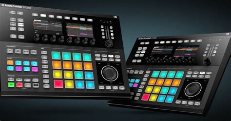 Maschine : Production Systems : Maschine Studio   Products