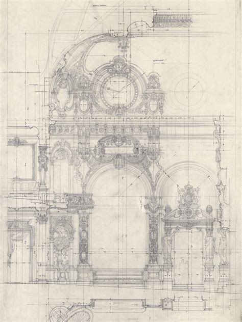 French Architecture – C