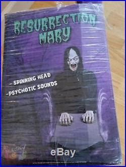 Resurrection mary Rare Animated Spirit Halloween Prop