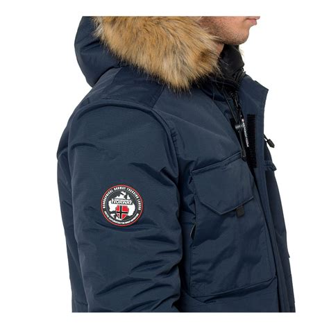 GEOGRAPHICAL NORWAY Geographical Norway ALPES - Parka