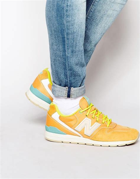 Image 1 of New Balance 996 Adrenaline Trainers | New