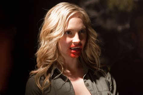 Fight of the Vampire blondines xD Wich one is your fav of