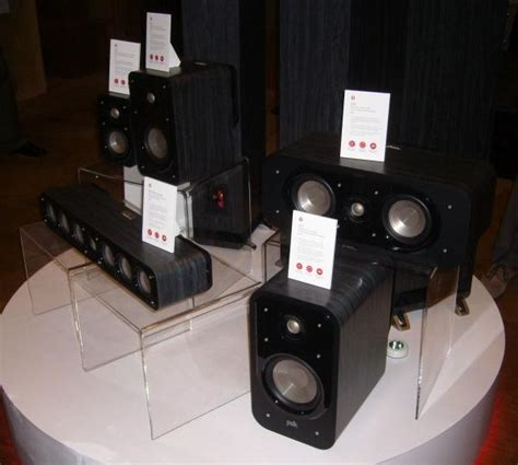 Polk Bows New Speaker Line and Compact Bar | Sound & Vision