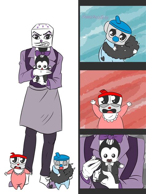 sws37sisters — Sing a song Bendy the demon is baby ️ ️ ️😭