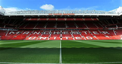 Manchester United plans to make Old Trafford the second