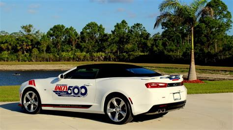 2017 Chevrolet Camaro Convertible Indy 500 Pace Car