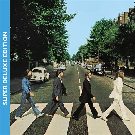 Abbey Road (Super Deluxe Edition) by The Beatles on Spotify