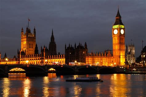 London by Night – Paul Brown Photography