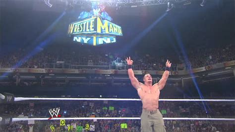 A look at the WrestleMania 29 WWE Championship Match