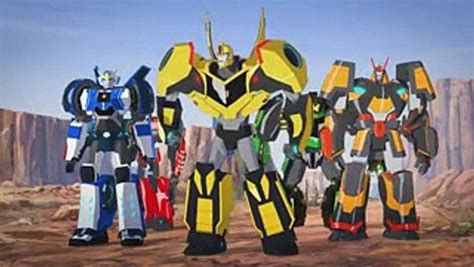 Transformers Robots in Disguise Episode 24 Ghosts and