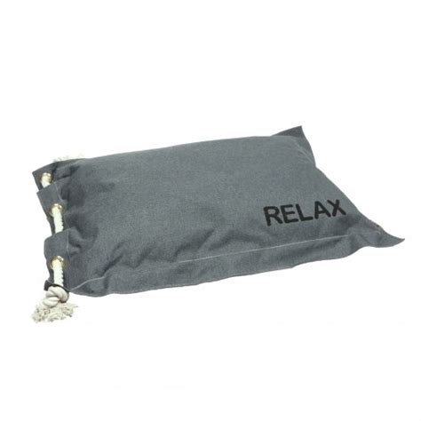 Coussin Relax TopZoo : Coussin pour chien - Wanimo
