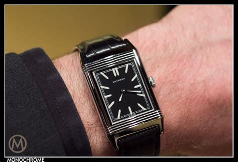 Contest to win a Jaeger LeCoultre Reverso - Monochrome Watches