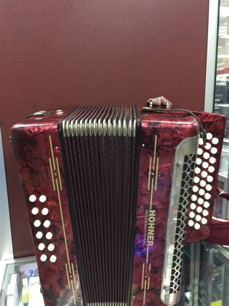 Hohner international accordion for Sale in Houston, TX