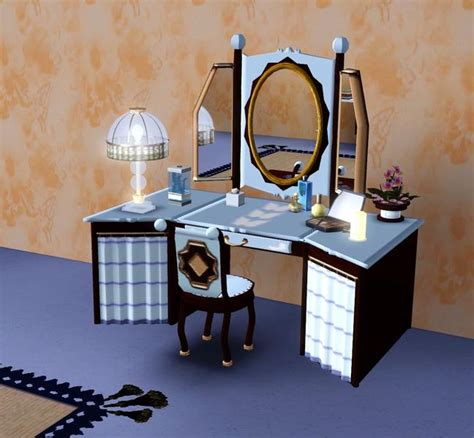 Canelline's Once Upon a Time Bedroom Set-Dressing Table