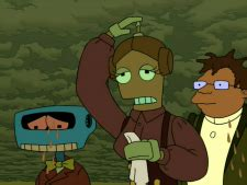 Mourning Fembot - The Infosphere, the Futurama Wiki