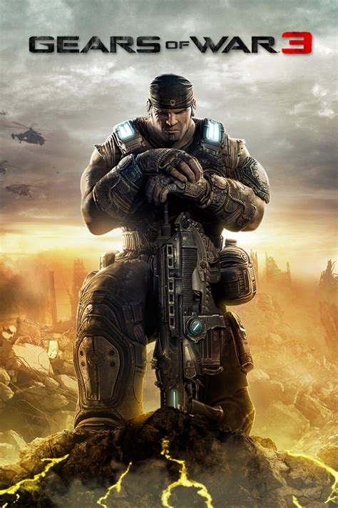 Gears of War 3 HD Wallpapers for iPhone 4 | iTito Games Blog