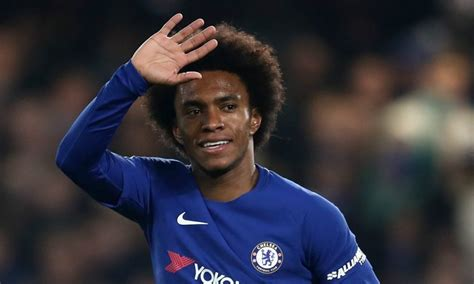 Reasons Why Willian Deserved The Number 10 Jersey At