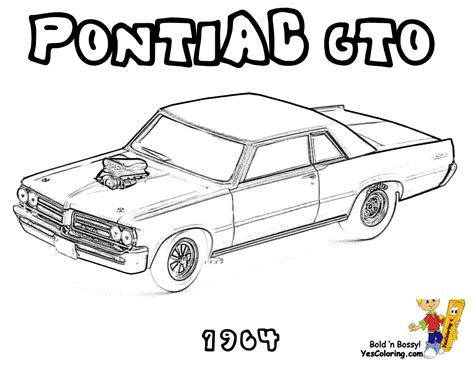 Hot Rod Coloring Pages To Print - Coloring Home