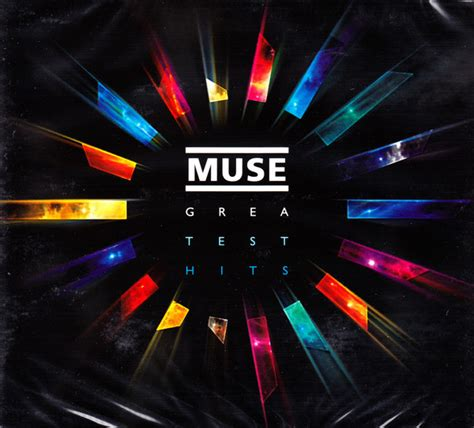 Muse - Greatest Hits (CD) at Discogs